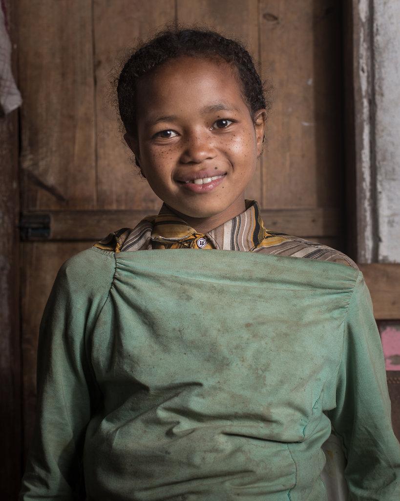 Les Sourires de Madagascar